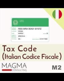 Magento 2 - Codice Fiscale - Privato/Azienda